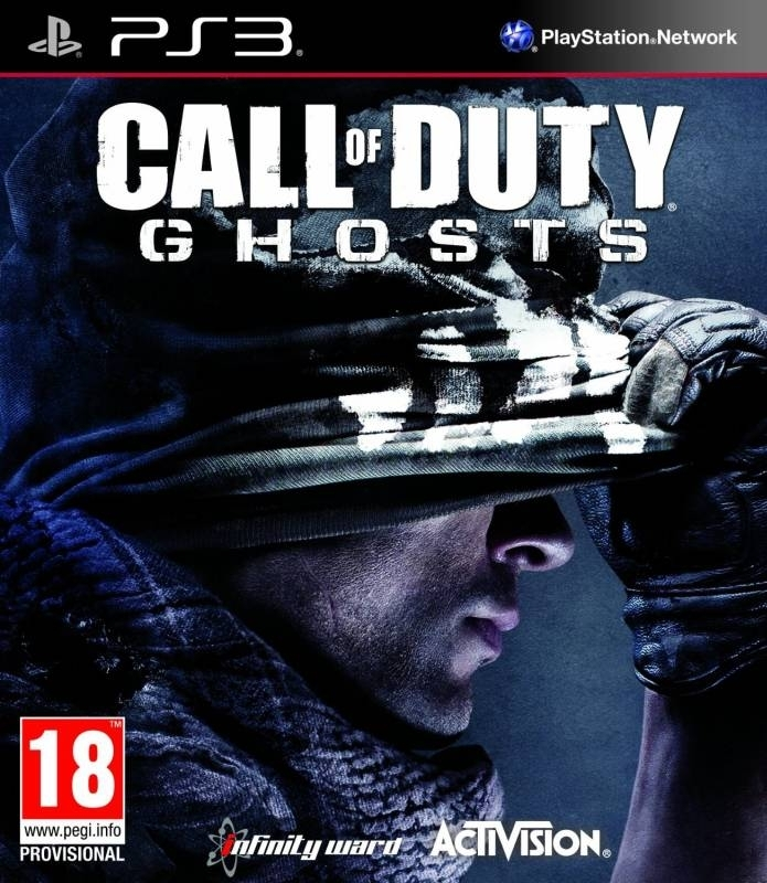 Call of Duty Ghosts PL (PS3)